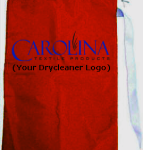 printed dry cleaner bags
